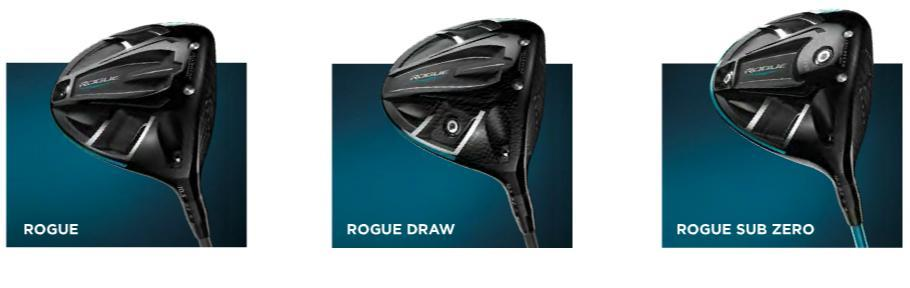 The Callaway Rogue Draw is considered a Best Driver for Slice in 2018