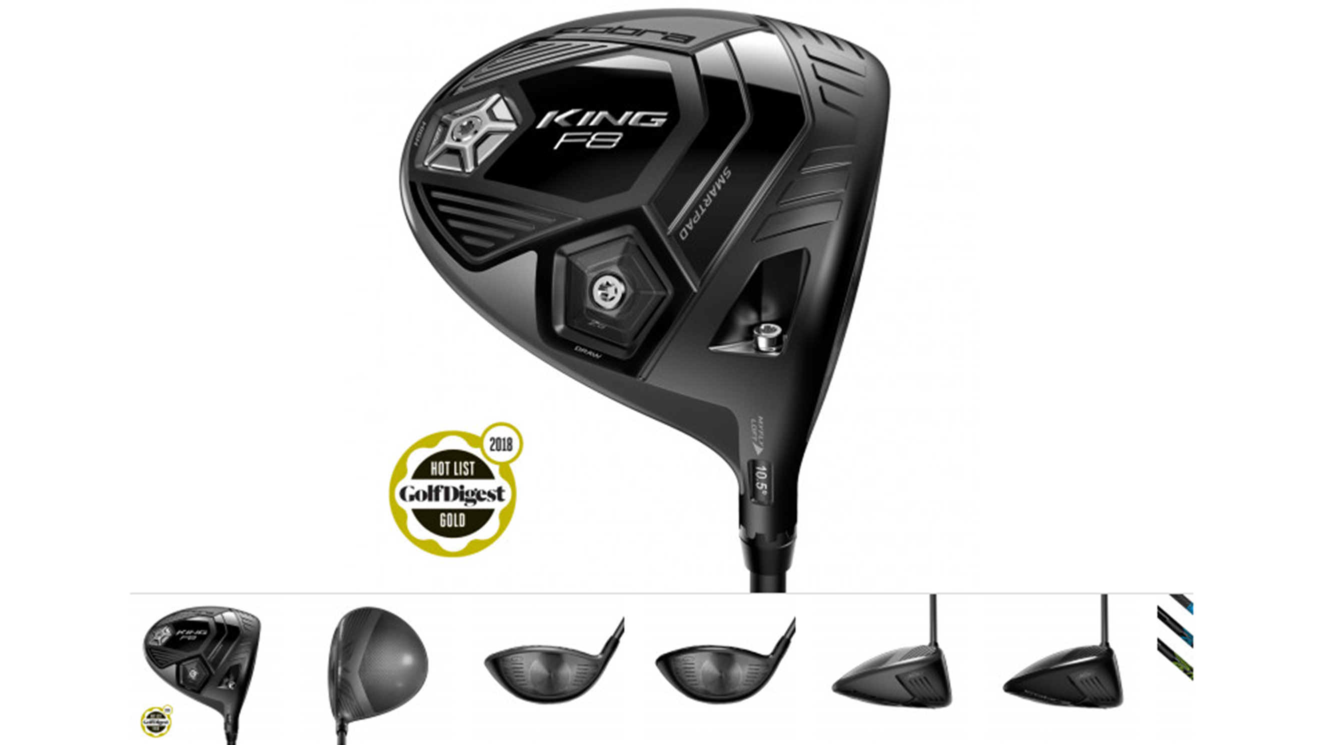 2018 Cobra King F8 Driver Review: Get the Best One for Your