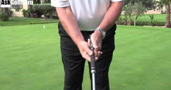 learn the proper golf grip