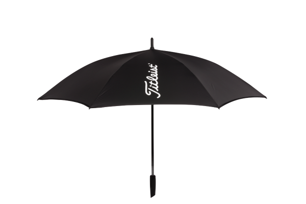 """The Titleist Players Single Canopy TA8PLCSCU-0 is an all-weather 58"""" golf umbrella ready for the elements"""