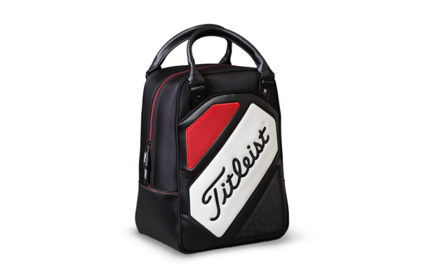 Titleist Golf Shag Bag Luxury and Style for Practice drills at Driving Range