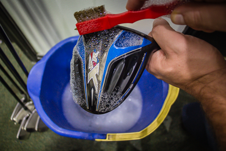 Callaway XR driver getting super clean
