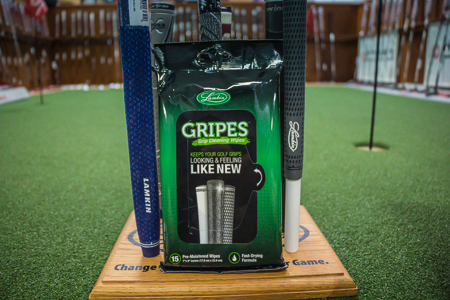 Lamkin Gripes Golf Wipes for your Lamkin grips.