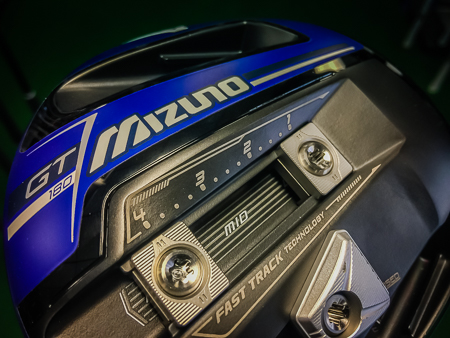 Mizuno GT 180 Driver