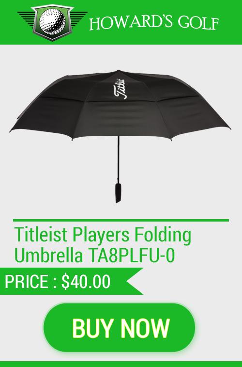 Titleist Players Folding Umbrella TA8PLFU-0