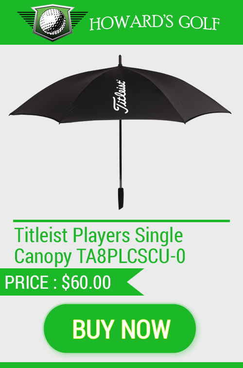Titleist Players Single Canopy TA8PLCSCU-0