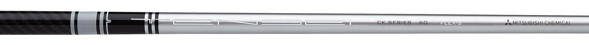 Mitsubishi CK Tensei White 70 gram Shaft