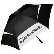 TaylorMade 68-Inch Double Canopy Umbrella