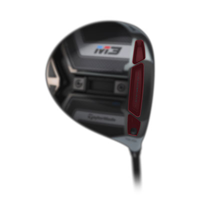 TaylorMade highlight of the Hammerhead slots in the M3 Driver