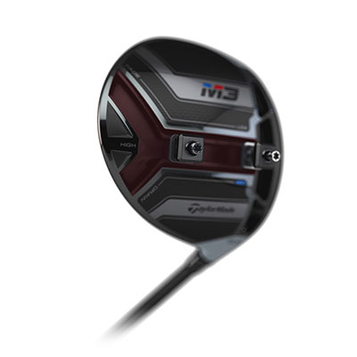 TaylorMade Y-Track System Highlighted