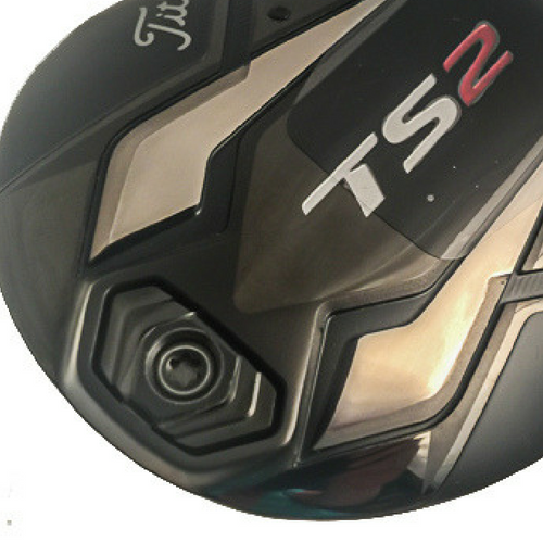 Titleist TS2 Weight is low and deep in the head