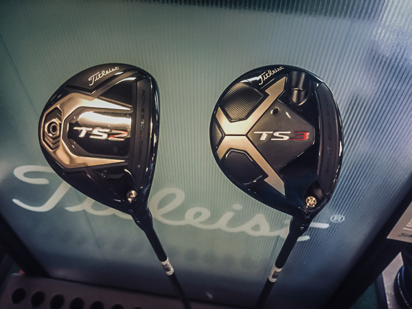 Titleist TS Fairway Woods