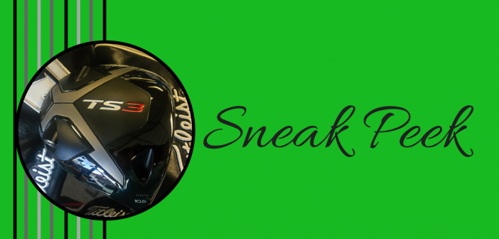 Feature Image of the Sneak Peek Titleist Driver story