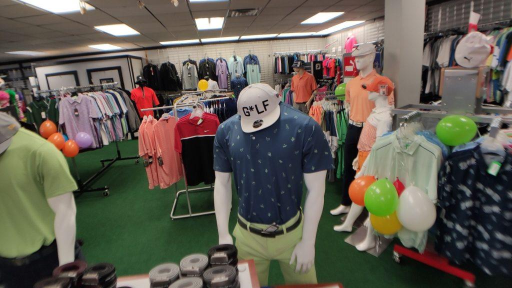 Men's Golf Clothing at Howard's Golf