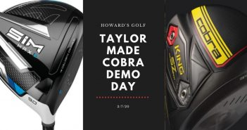 TaylorMade & Cobra 2020 Demo Day