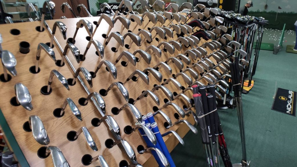 Used Golf Clubs for sale at Howard's Golf