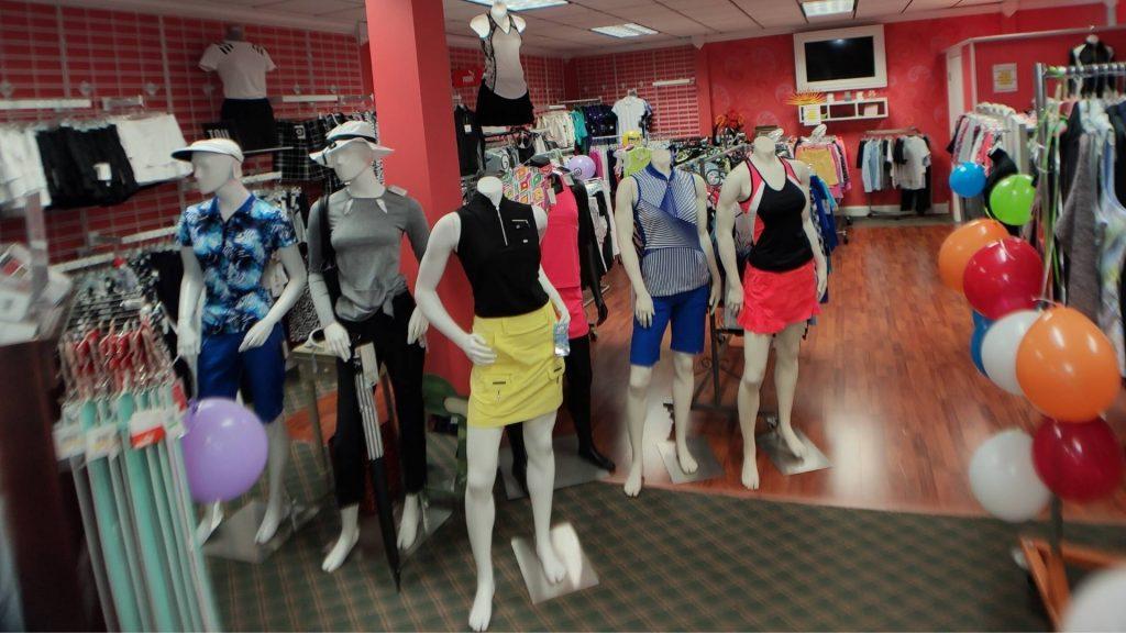 Ladies Golf Clothing at Howard's Golf